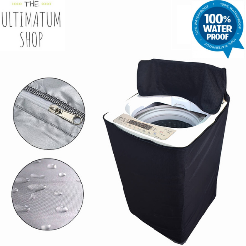 100% Water and Dust Proof Washing Machine Cover