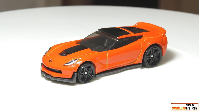 Hot Wheels Corvette C7 Z06 Diecast Model