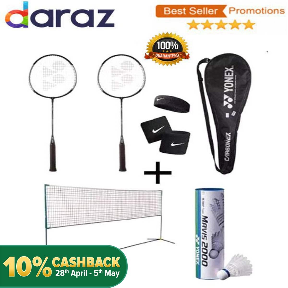 Racket Badminton Set for adult set
