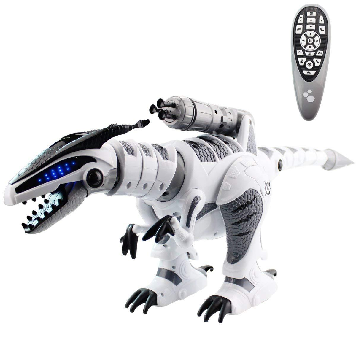 RC Dinosaur  Zooawa, Rechargeable Intelligent Dragon - Remote Control Toy For Kids