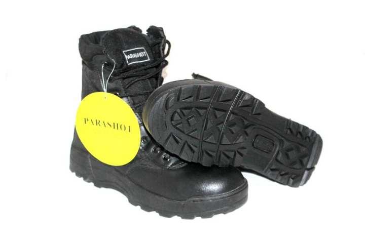 PARASHOT Military Tacticall_Combat Outdoor Sport Army Men Boots