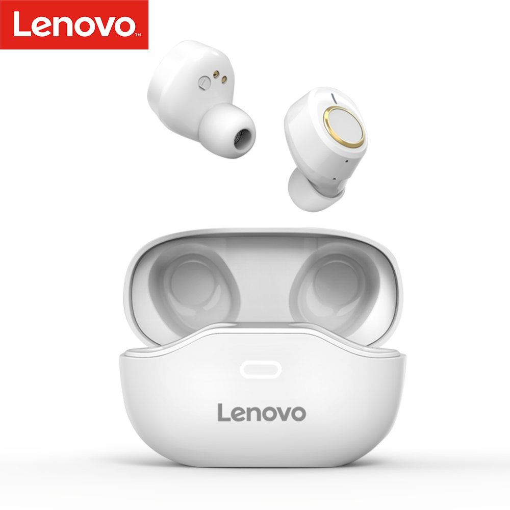 Lenovo X18 TWS Earphones BT 5.0 Wireless Headset Touch Control ...