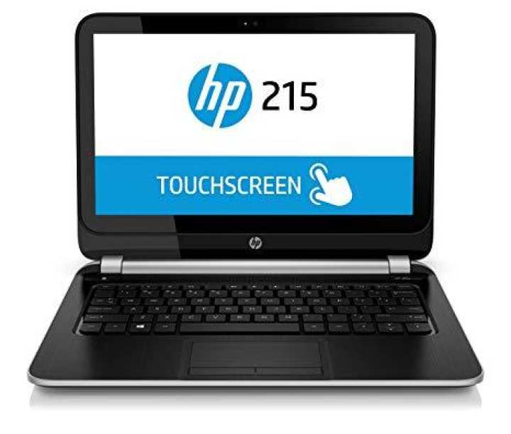 HP 215 G1 with Free Laptop Bag - 11.6 - A4 1250 - 4 GB RAM - 500 GB HDD Web Cam Touch Screen