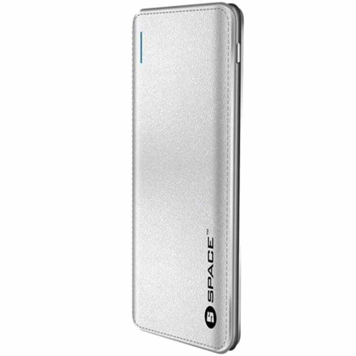Space Turbo Quick Charge 3.0 10000mah Black Power Bank TB-050