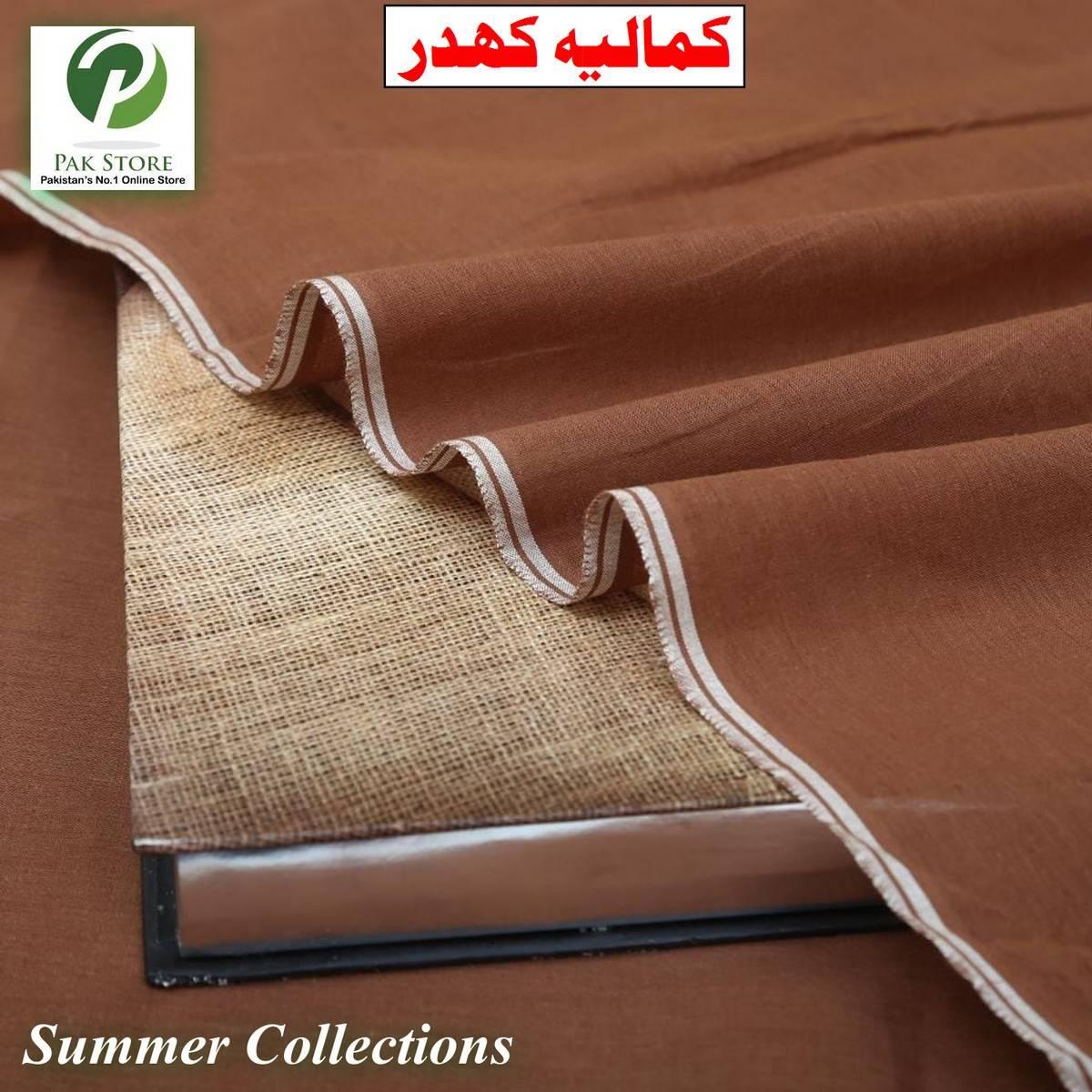 Summer Special Khaddar Fabric For Men 7 meters ST-214