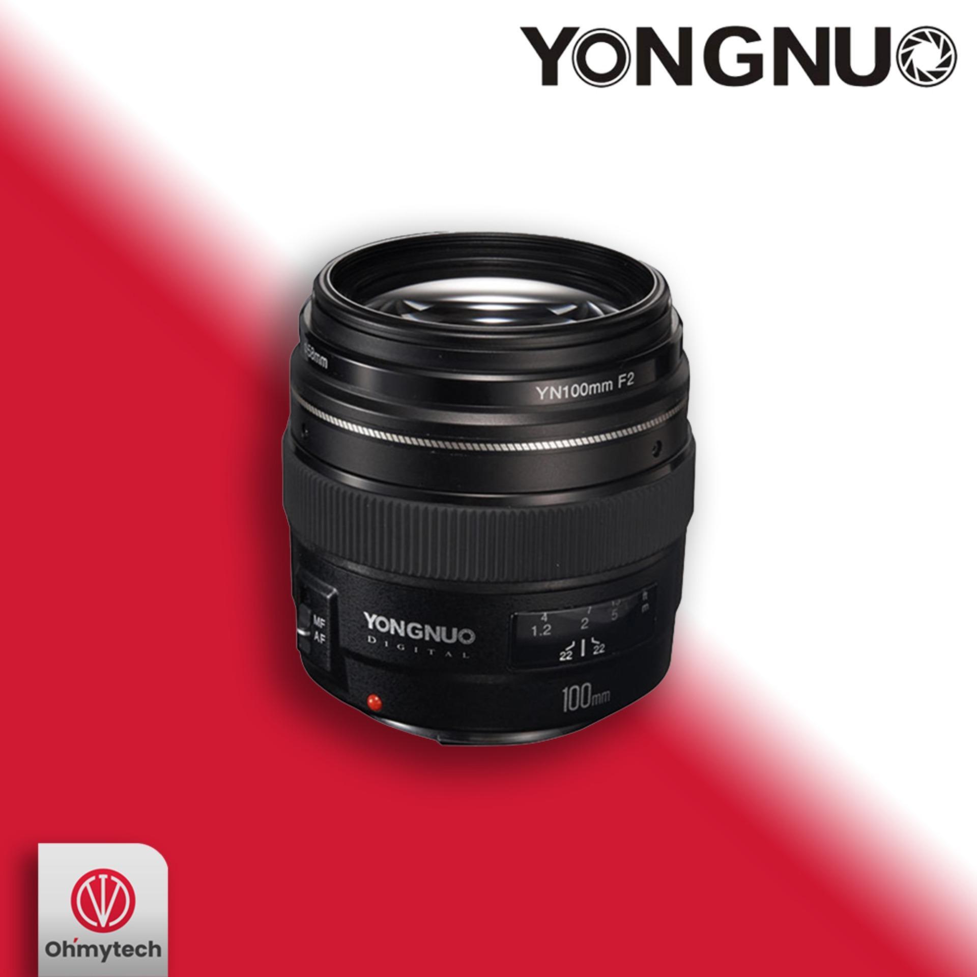 YongNuo Digital YN100mm F2 for Canon