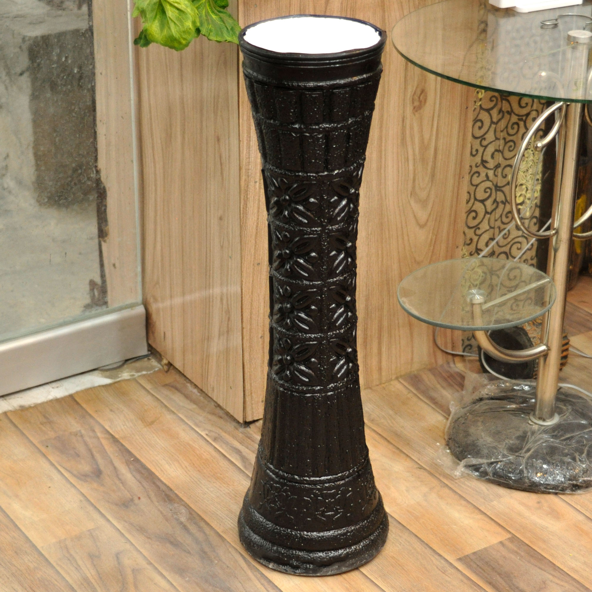 Plastic Flower Vase Floral for Artificial Flowers Home Decor 28 inches height