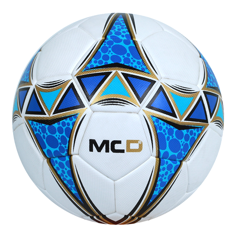 MCD Soccer, Football, Thermo Football, Official Match Ball, Match Professional Ball, Soccer ball, Size 5, Indoor Outdoor Play Water Proof Football