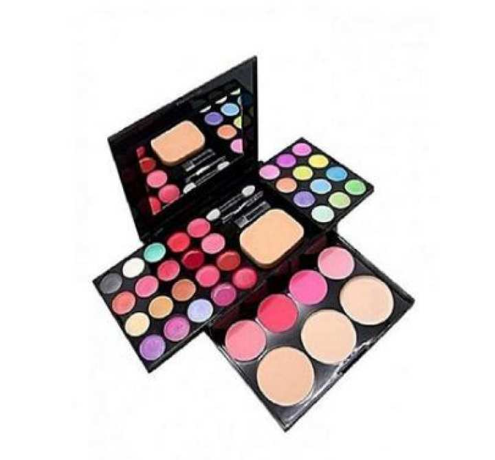 FULL ALL In One Makeup Kit - Multicolor
