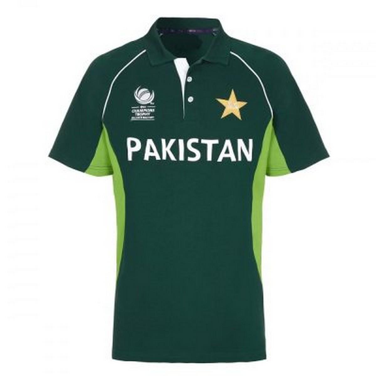 Pak Team Polo T Shirt