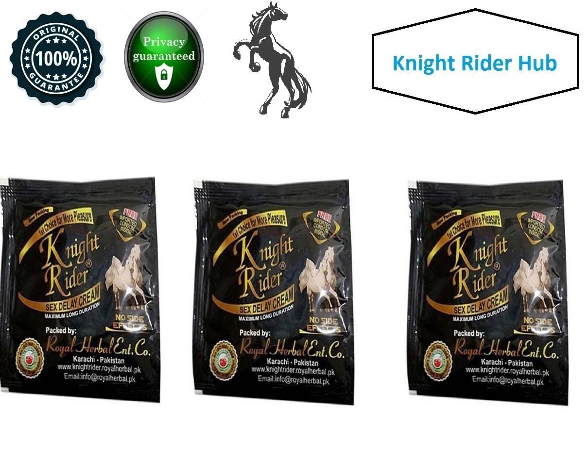 Knight Rider   3 Condoms