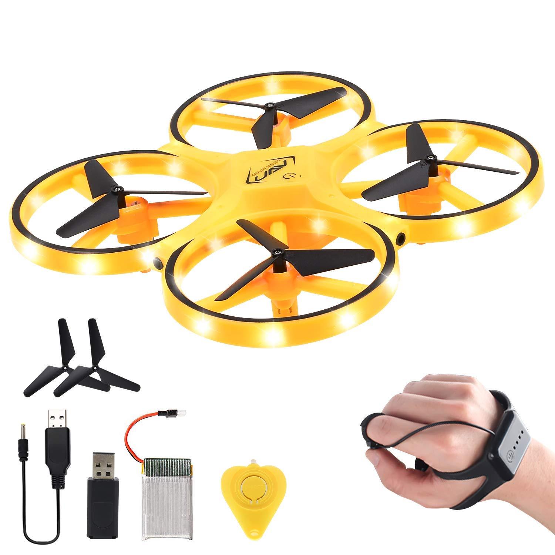 Remote Control Drone Toy  Watch Control