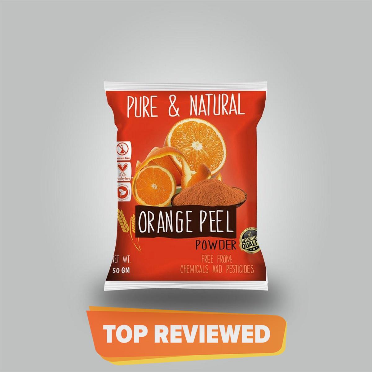 Orange Peel Powder (50 Grams