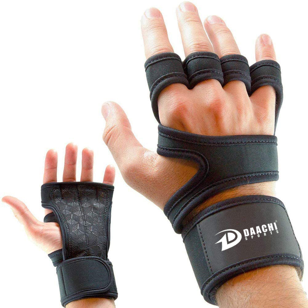 Weight lifting Gloves, Gym Gloves, Fitness Wrist Wraps Exercise gloves, Weightlifting Gloves