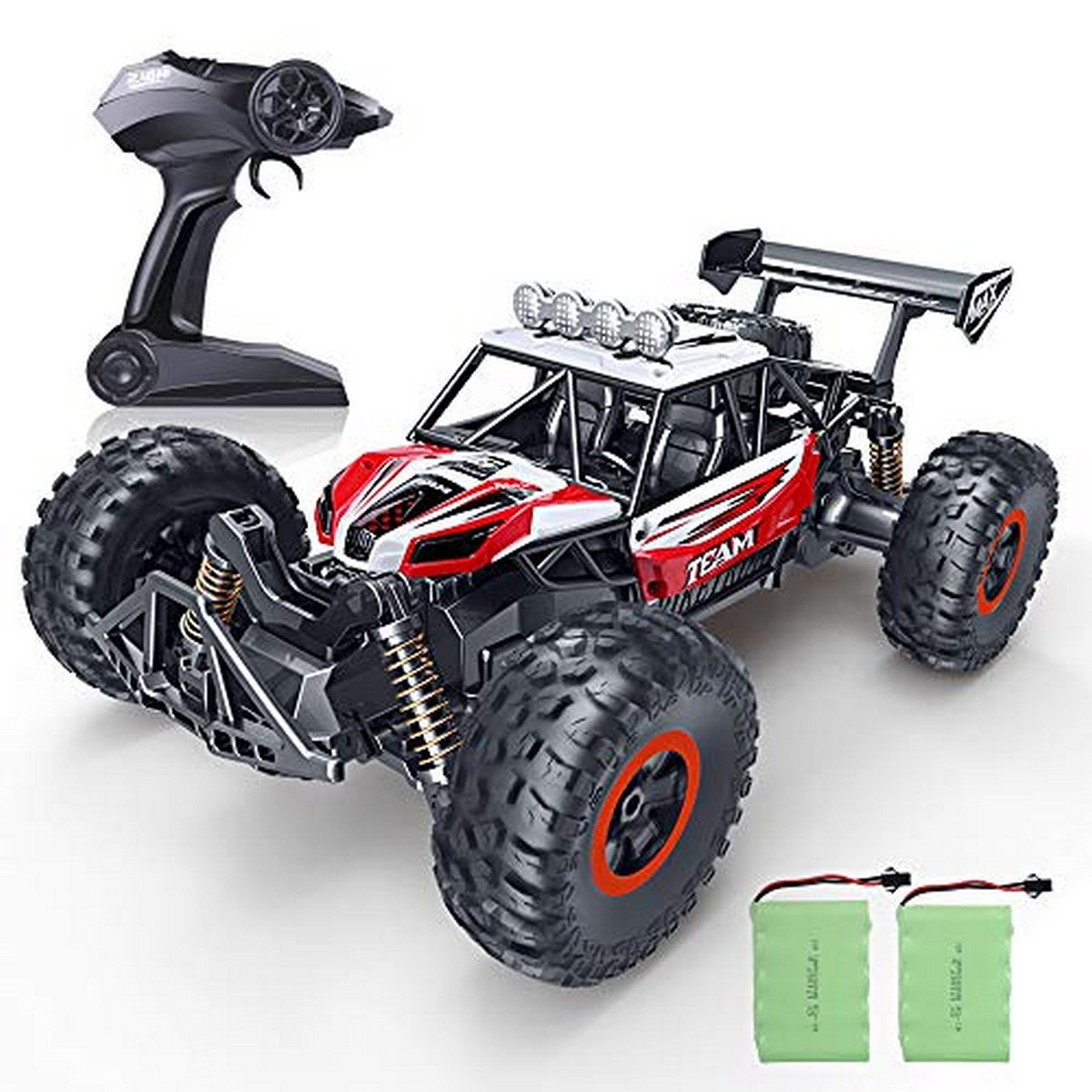 High Speed Remote Control Car 2.4Ghz Off Road RC Monster Truck Toy For Kids