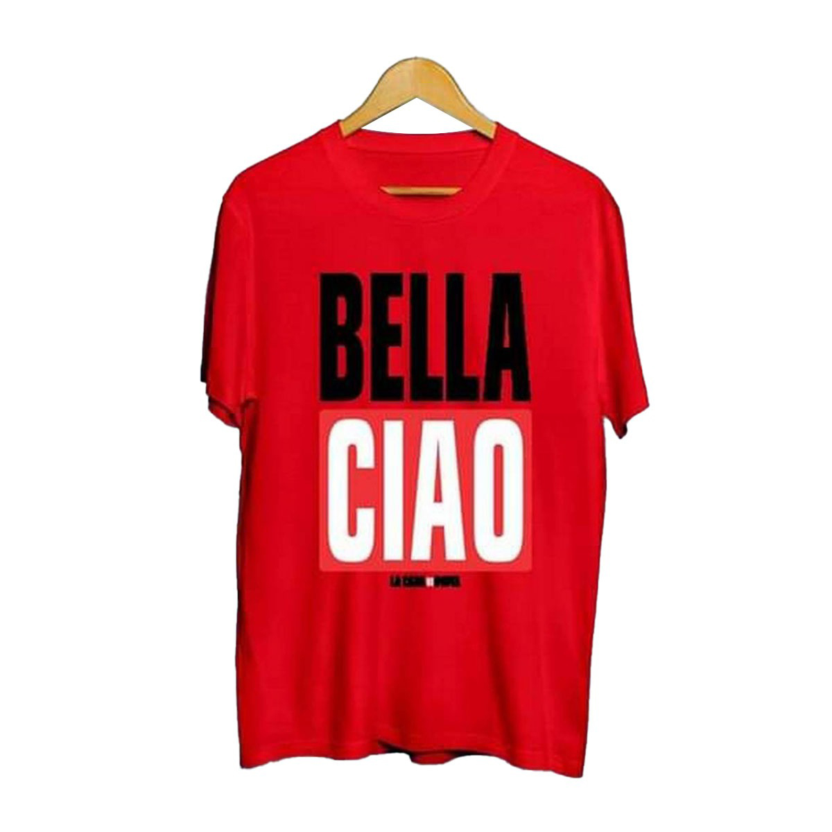 Money Heist Bella Ciao O-Neck T-Shirt For Unisex  New Trendy O-neck T Shirt For Boys Fashion Latest