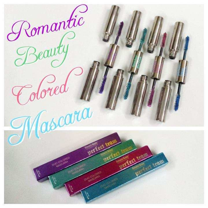 Romantic Bird Colour Mascara Double Side (pack of 2)