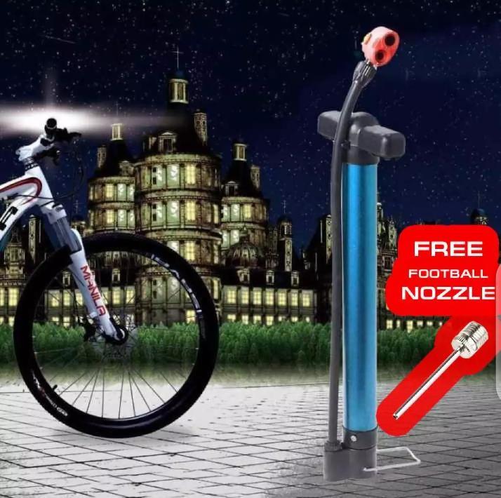 Multipurpose Air Pump, Cycle and football