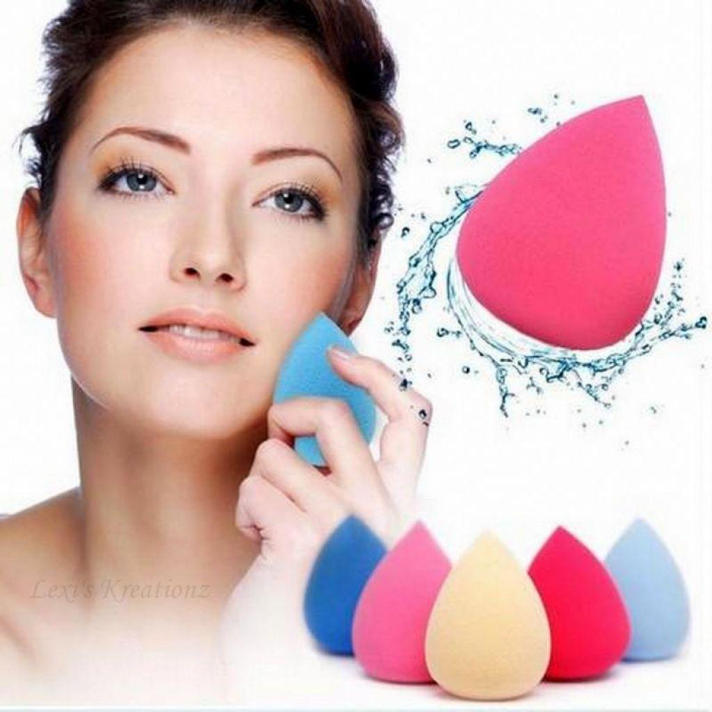Foundation Sponge Blender Blending Facial Makeup Sponge Cosmetic Puff Flawless Beauty Powder Puff Make Up Sponge