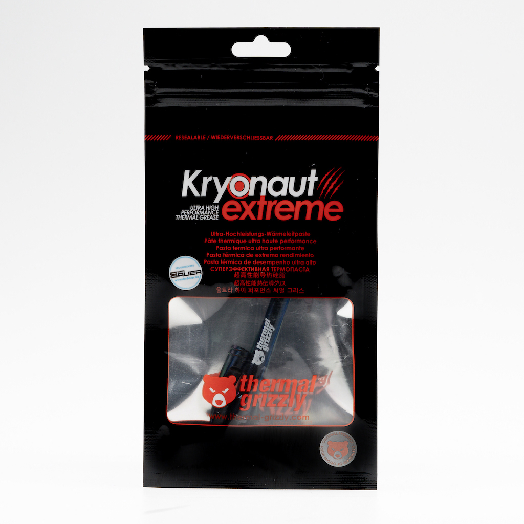 Thermal Grizzly Kryonaut Extreme Thermal Paste – 14.2 W/mk 2g Heat Sink Compound