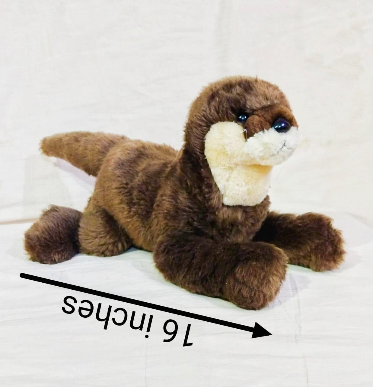 Sea Lion Plush Stuffed Toy - 16 inches