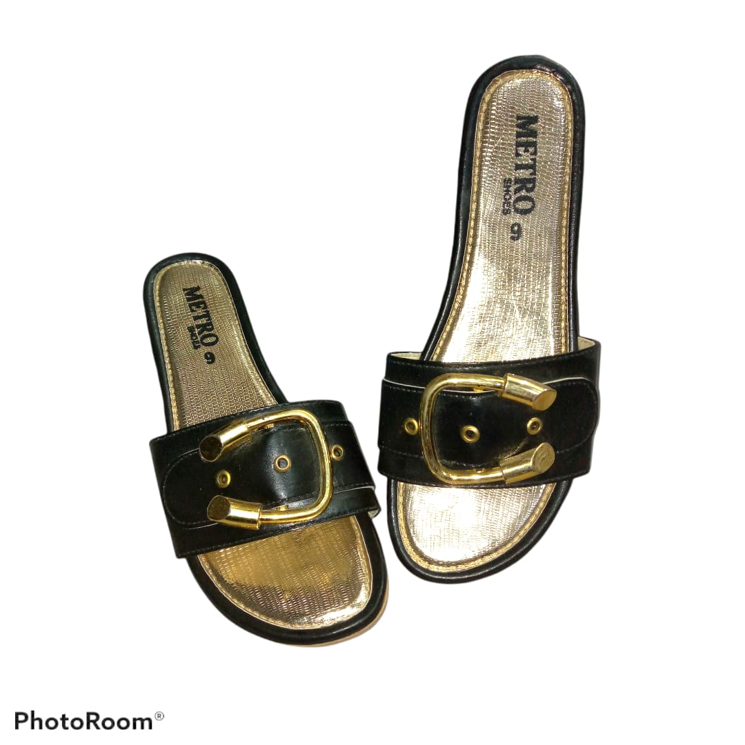 Metro Wedge Sandal & Chappal for Women's - American Shoes