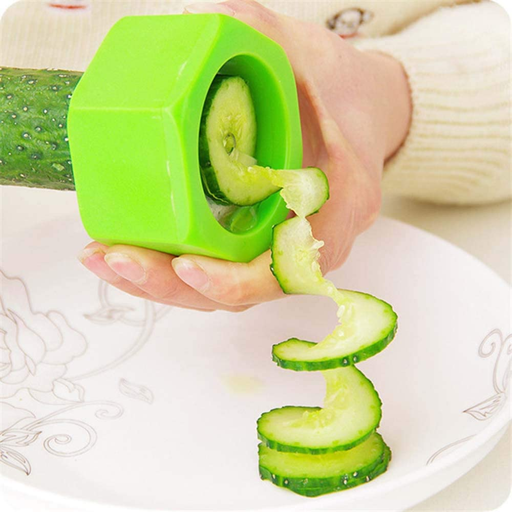 1pc Cucumber Cutter Slicer Fruit Carving Tools Cucumber Slicer/Cucumber  Slice...: Buy Online at Best Prices in Pakistan   Daraz.pk