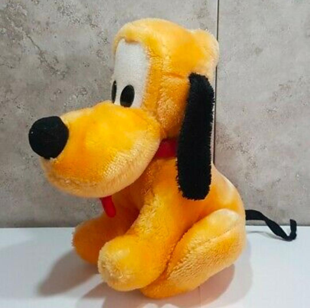 Walt Disney - Pluto Plush Toy