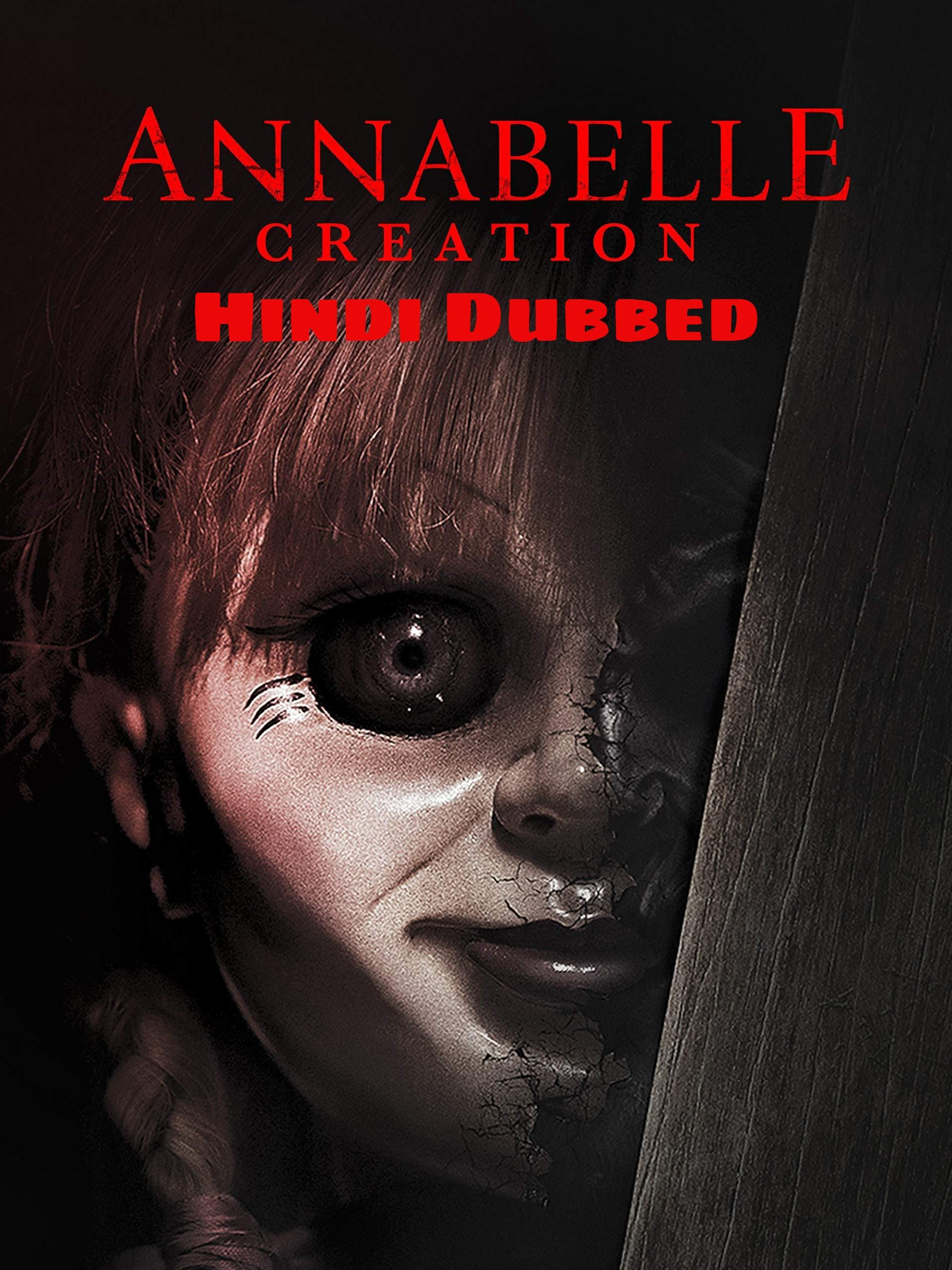 Annabelle Creation 2017 Hindi Dubbed Dvd Full Movie Buy Online At Best Prices In Pakistan Daraz Pk