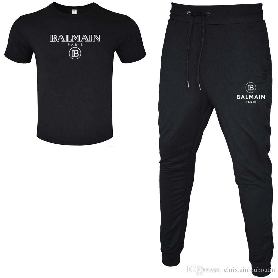 Summer Tracksuit Trouser and T-shirt