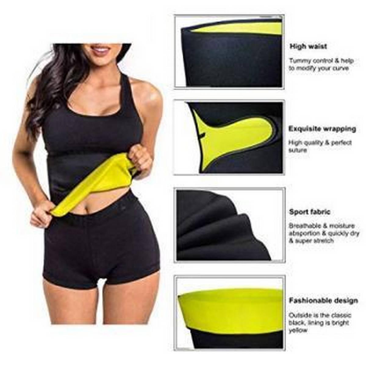 Men & Women Weight Loss Slimming Belt Body Shapper, Body Fat Burner Hot Shapper Product By Shopping Addict