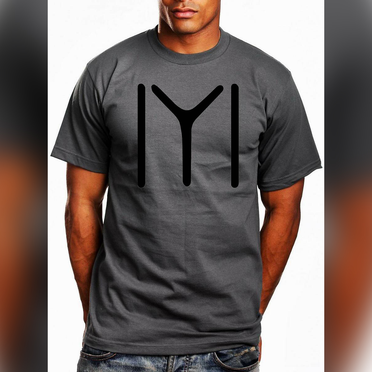 Kayi Tribe Round Neck T shirt for mens