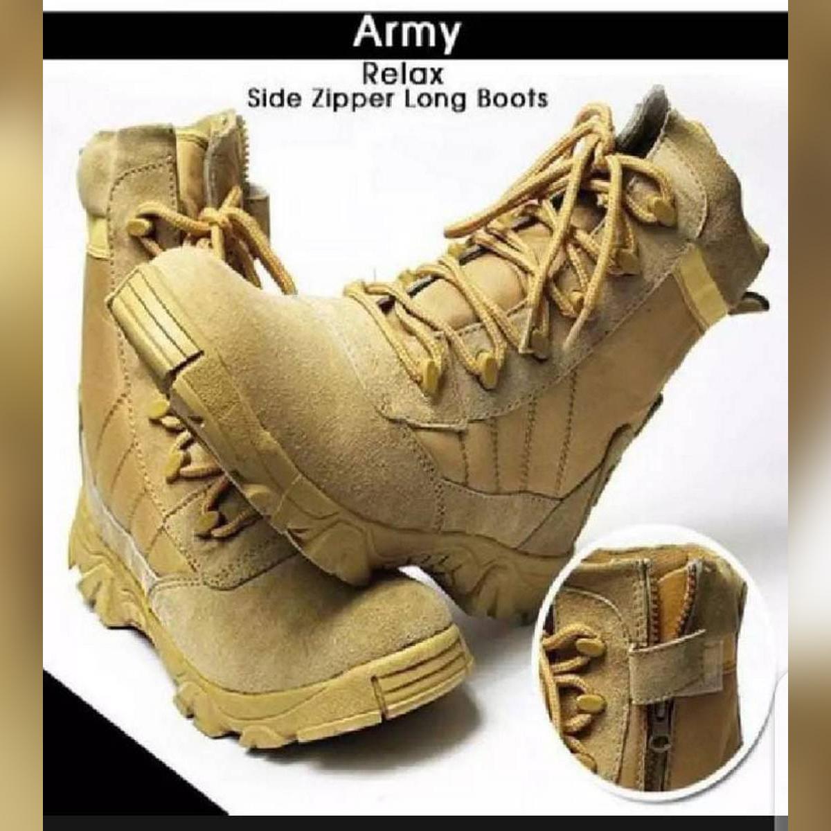Military Desert Boots for men