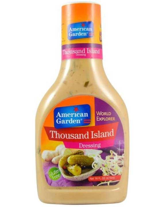 American Garden Thousand Island Salad Dressing