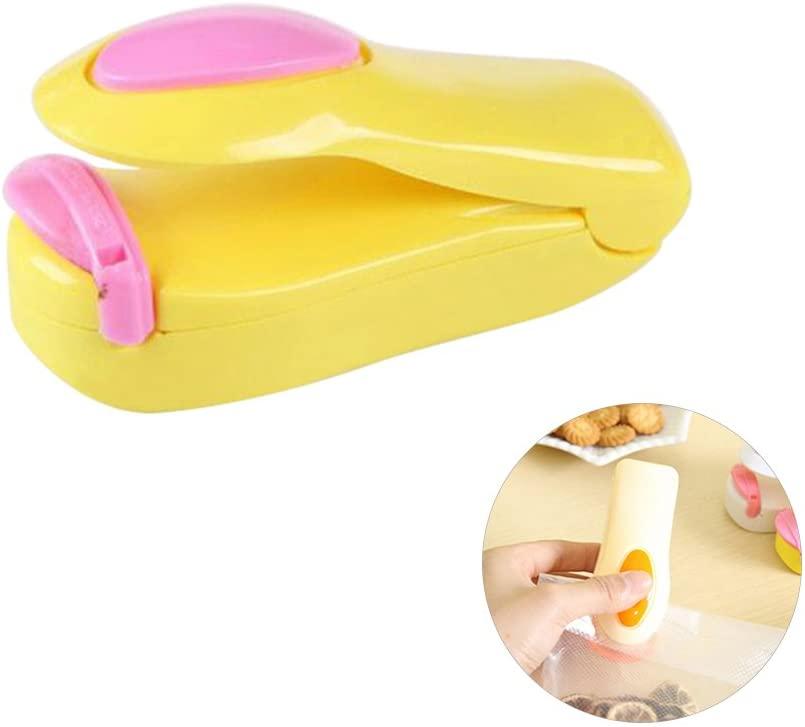 Portable Mini Sealer Bag Heat Sealer Plastic Bag Sealing Machine Impulse Sealer for Food Storage