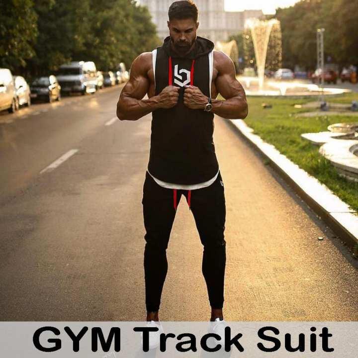 Gym Track Suit For Men
