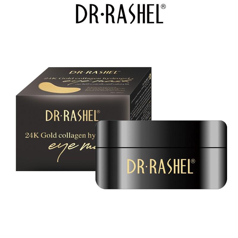 DR.RASHEL 24K gold collagen hydrogel eye mask DRL-1473
