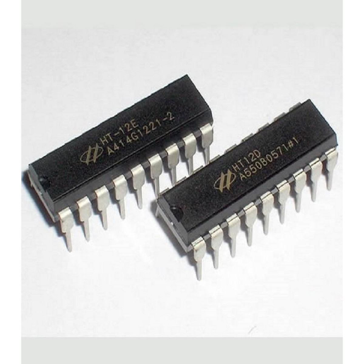 Pair of Ht12D Ht12E Ic For Rc Systems