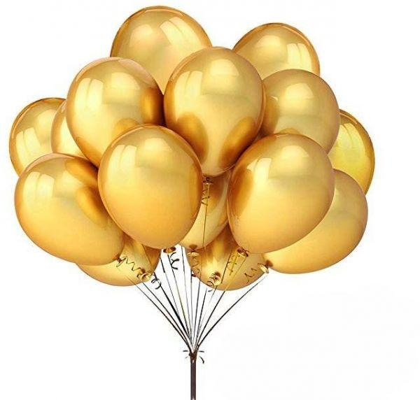 Pack Of 25 Home/ Party Decore Baloons