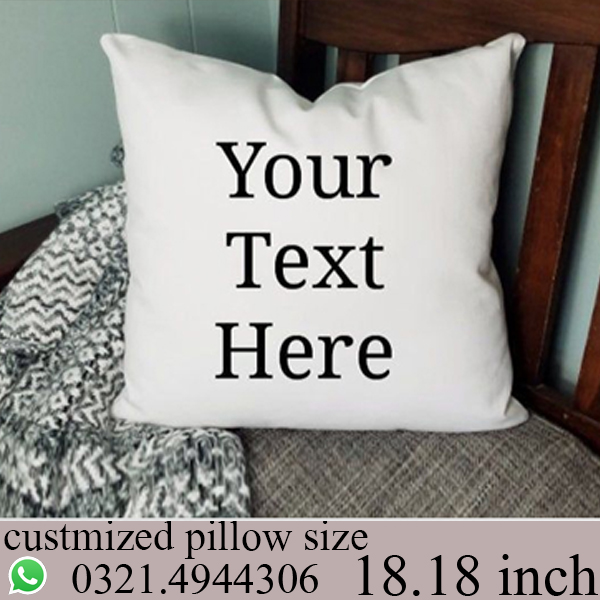 Customized Pillow and Cushion with Your Picture 18/18