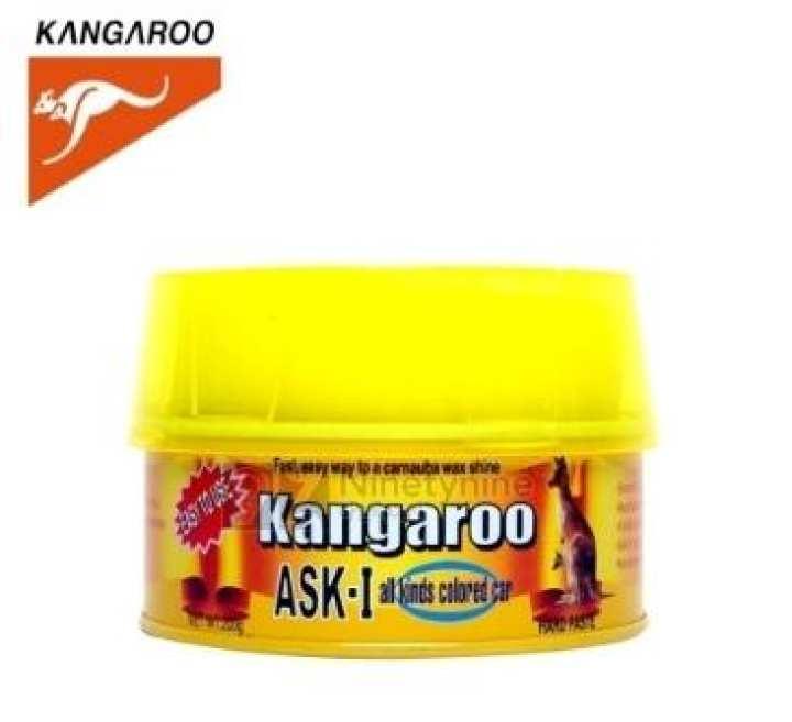 Car Wax Ask 1 Kangaroo - 200g