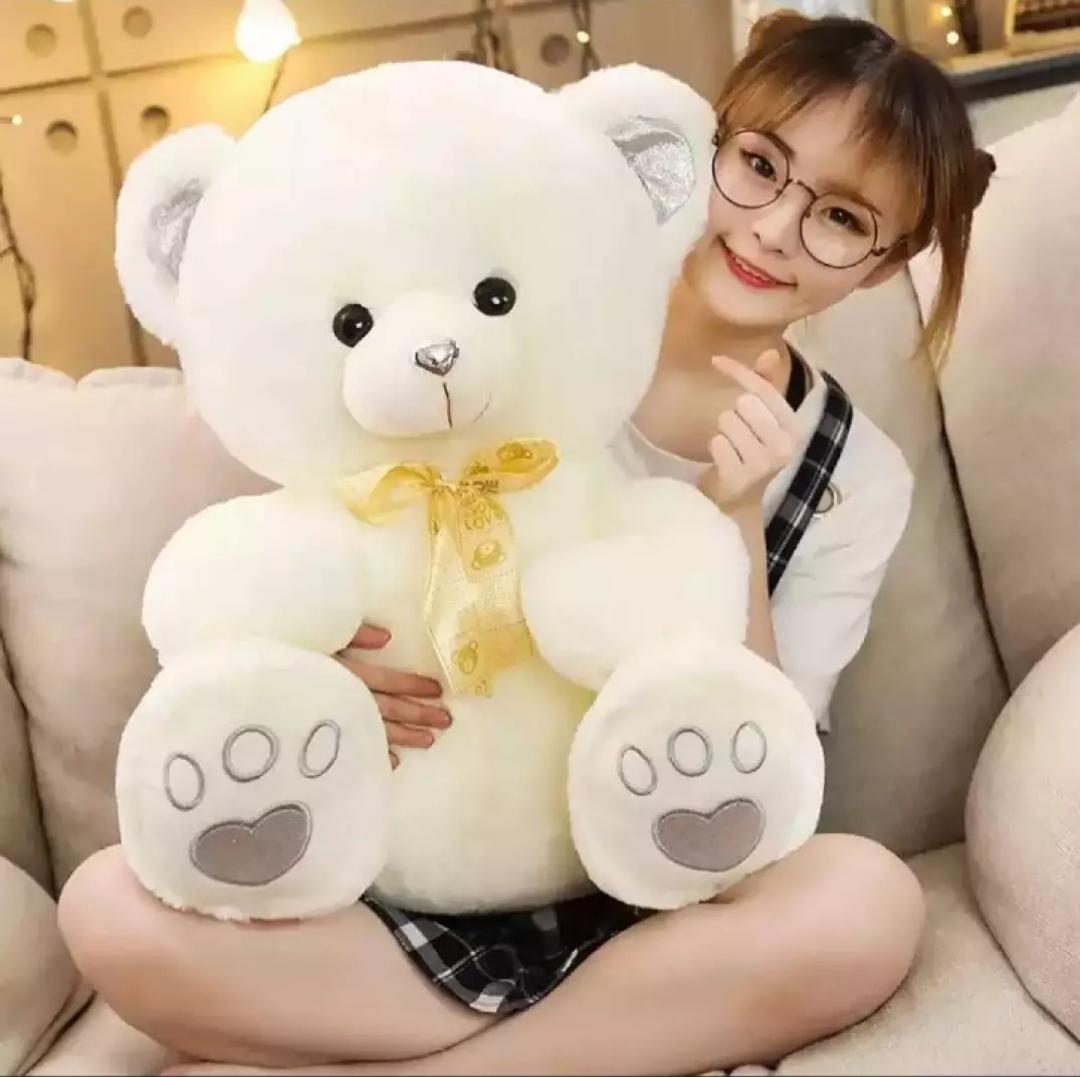 High Quality Toy Cute Cartoon Teddy Bear Plush Toys Stuffed Plush Animals Bear Doll Birthday Gift For Children