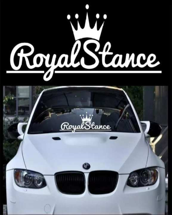 Royal Stance PVC high quality material product as same as shown in picture x 1