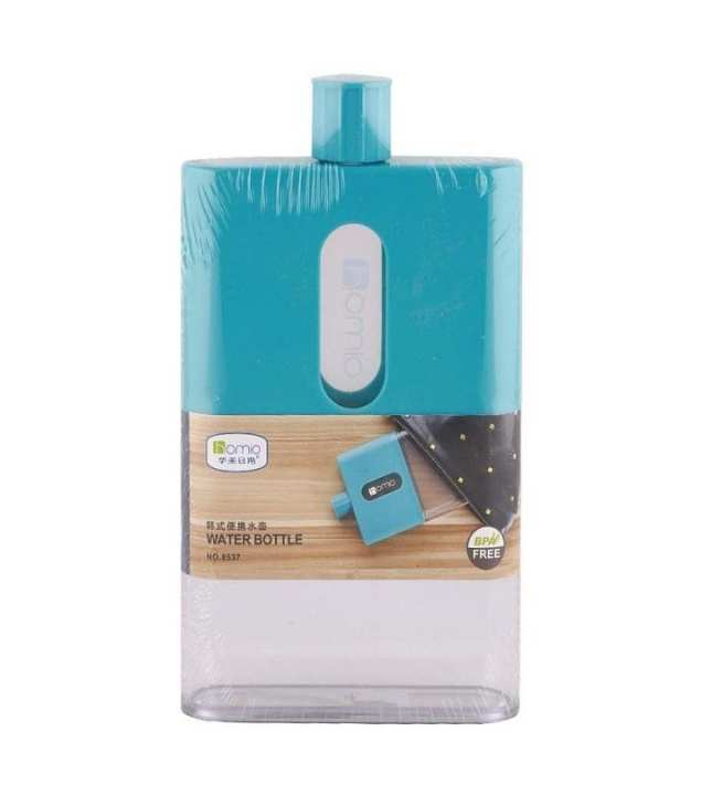 Blue-Homio 550ml High Quality Ultra Slim Water Bottle