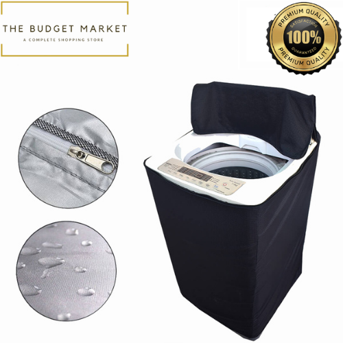100%  Water and Dust Proof 12-15Kg Washing Machine Cover