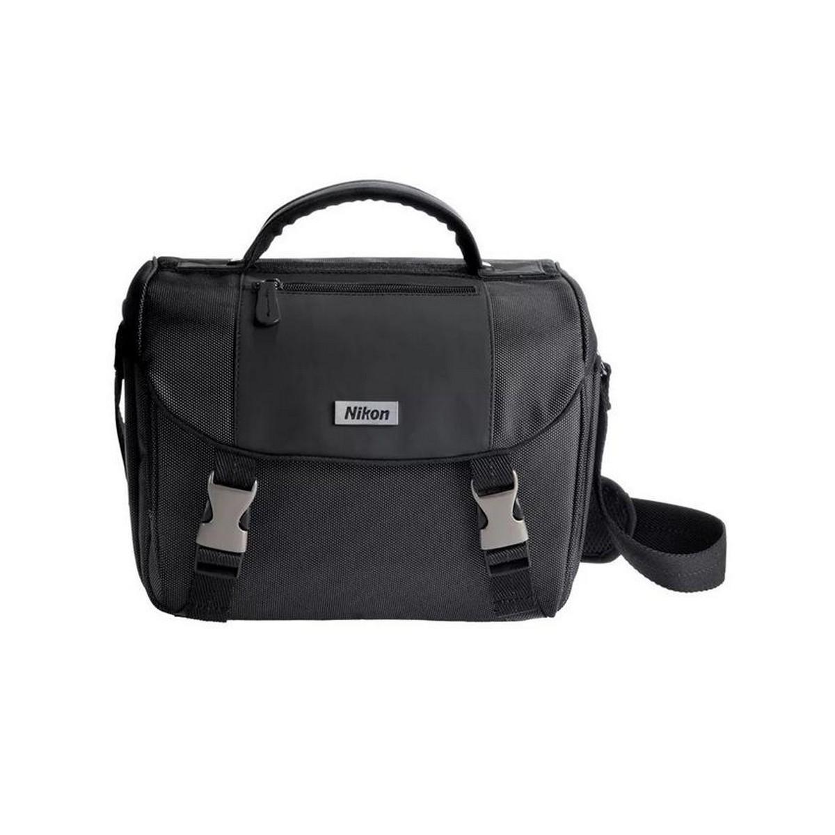 Nikon Deluxe Digital SLR DSLR Camera Gadget Accessories Bag Good Quality-Black