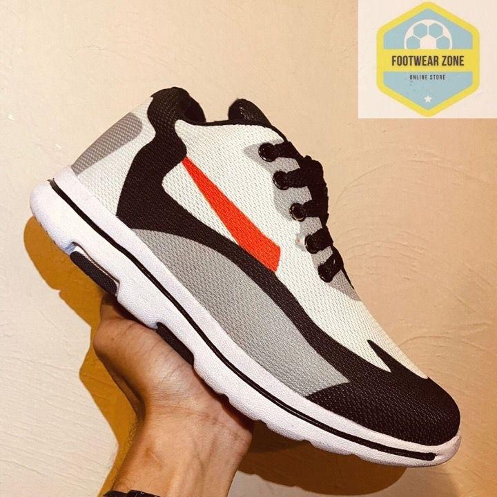Trendy Grey Sneaker