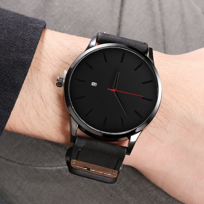 Stylish Watch For Boys In New Design Luxury Watch For Boys In Unique Design 2020 Premium Quality Watch For Men New Watch Buy Online At Best Prices In Pakistan Daraz Pk