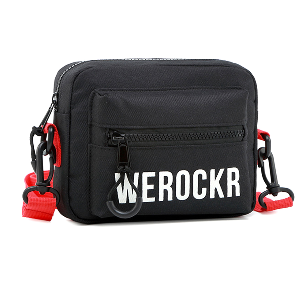 WEROCKER 6013 SHOULDER CROSS BODY BAG