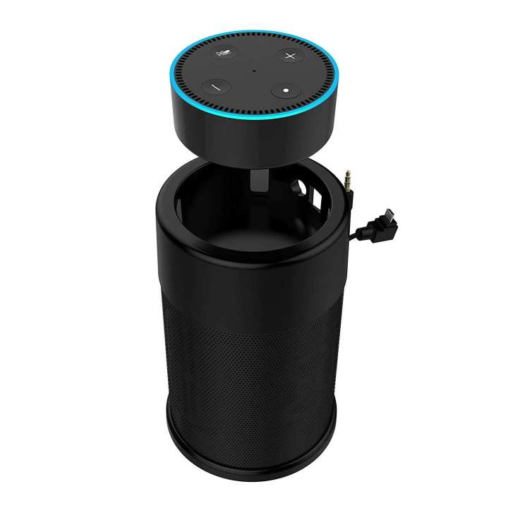 2nd Generation Portable Speaker for Amazon Echo Dot
